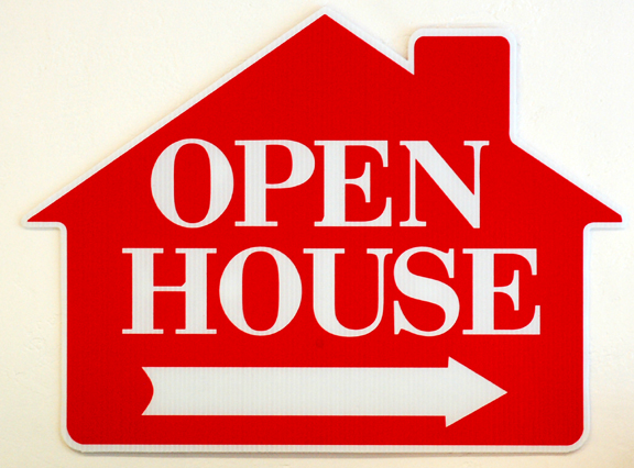 How to approach open houses